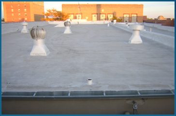 Commercial-Roofing built-up-roofs