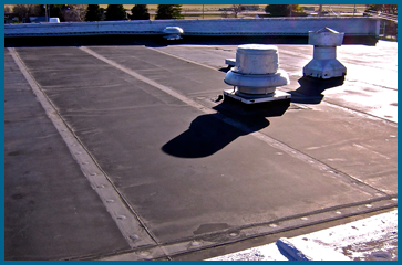 Commercial-Roofing mechanicallyfastened