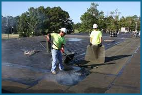 Commercial-Roofing modified-asphalt-roofs