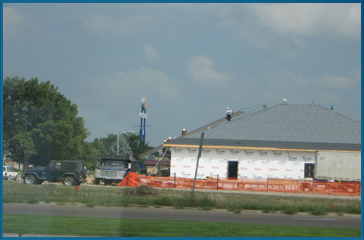 Commercial-Roofing standing-seam