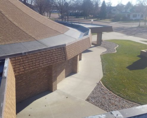 Parkston Church | Shingles | Roofing | Chamberlain SD