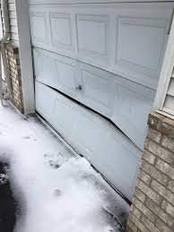 Winter Damage | Garage Doors | Cold Weather | North Platte | Overhead Door