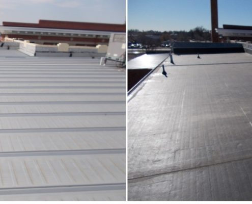 Commercial Roofing | EPDM | Firestone Roofing | Rubber Roof | Brush, CO
