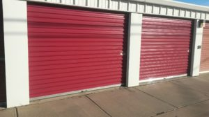 Self Storage Door | Big Red Storage | Overhead Door of North Platte | Garage Doors | North Platte, NE | 69101