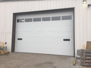 Commercial Garage Door | Overhead Door | Titan Machinery | Overhead Door Company | North Platte, NE