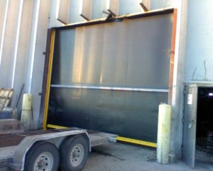 High Speed door | Overhead Door | Commercial garage door | Overhead Door Company | Lexington, NE